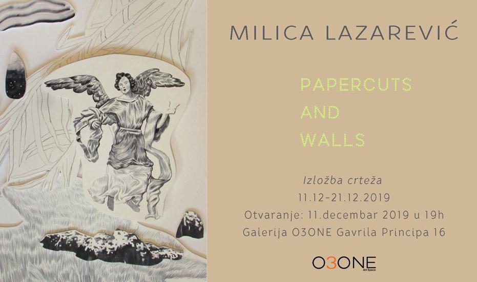 Papercuts and Walls